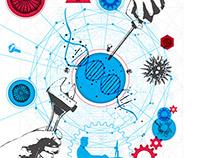Infographic / Synthetic Biology / Wageningen University