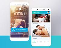 //DA + Webdesign // Mobile App