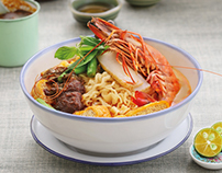 Vit's 'Taste of Malaysia' Instant Noodles