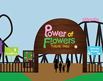 Power of Flowers Theme Park Design