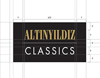 Altınyıldız Classics Corporate Identity
