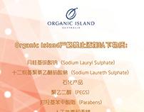 ACO Cosmetic XX organic island