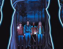 """""""Stranger Things 2"""" - Alternative Poster"""