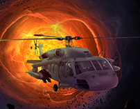 Educational iOS App for Military Helicopter Pilots
