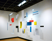 De Stijl Map Installation