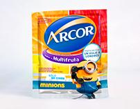 Promo Arcor Minions