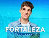 Aniversário de Fortaleza/CE - Social Media