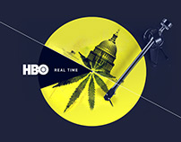 HBO Real Time with Bill Maher Main Title Design