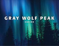 Gray Wolf Peak Casino Brand Identity