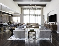 Eclectic Modern by Contour interior design