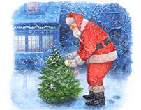 Calvin's Christmas