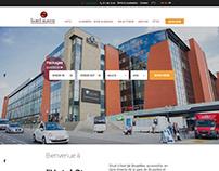 WEB | Multilingual Website | Hotel Stayen, Belgium