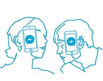 Messenger som emotionellt verktyg
