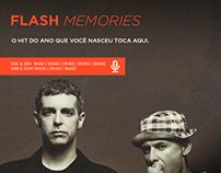 Artes para Rádio Alvorada FM