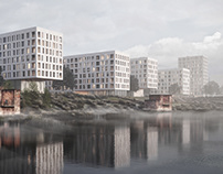 Dockland Housing | Port Popowice