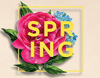 Bath & Body Works 2018 Spring Campaign