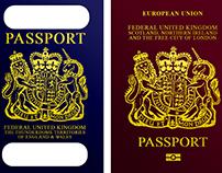 Federal UK passports