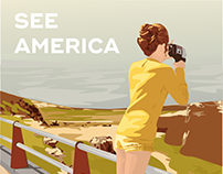 See America Poster