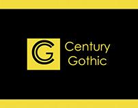 Century Gothic - Font Study