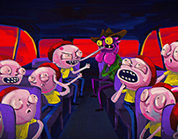 Rick & Morty DREAMS