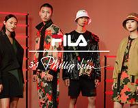 FILA x 3.1 Phillip Lim Campaign