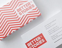 Rebranding | BetterStories | 2016