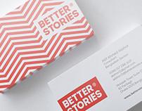 Rebranding | BetterStories | 2016