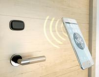 Hotel NFC technology