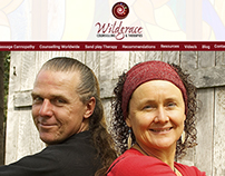 Wildgrace Counselling and Therapies Layout Design