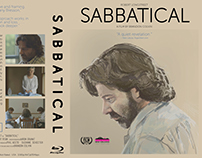 Sabbatical Blu-Ray packaging design