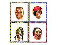 GHANAIAN LEGENDS