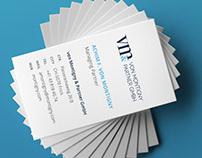 Branding for Montigny & Partner