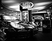 XIV Salón Internacional del Automóvil - SUPERKOTE 2000