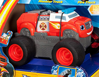 Blaze and the Monster Machines Toy/Product Development