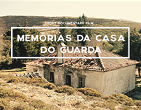 Memórias da Casa do Guarda TRAILER