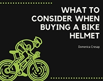 What to Consider When Buying a Bike Helmet