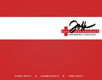 Joffe Emergency Services PowerPoint Template