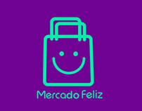 Branding Mercado feliz