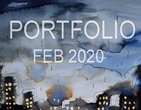 PORTFOLIO FEB 2020