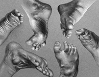 Hands and Feet Studies