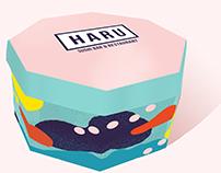 Sushi Bar Branding & Packaging
