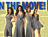 Magazine Primetime feature: Devious Maids