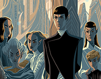 Star Trek: Boldly Go #9 Cover