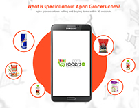 React Native eCommerce app