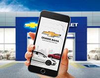 App Chevrolet - Grande Bahia