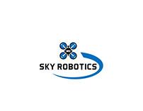 Logo for Sky Robotics Foundation.