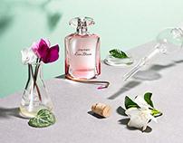 Maya Linhares-Marx, Stylist Magazine, Perfume Feature