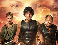 BBC One: Atlantis Series II | Art Direction and Key Art