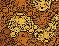 Tiger Tessellation