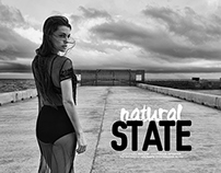 NATURAL STATE for JUTE MAGAZINE
